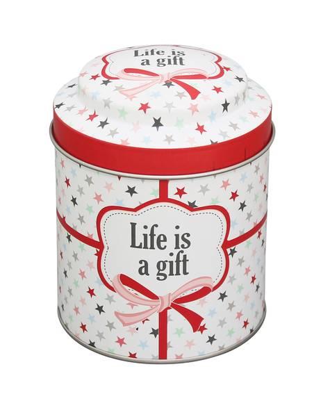 Burk Till Kok :  romantisk inredning for hem & trodgord  Burk  Life is a gift