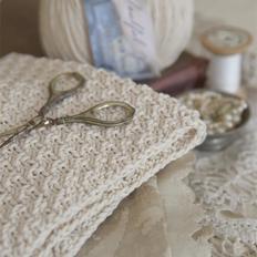 Bomullsgarn - Eco cotton