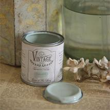 Vintage Paint - Dusty green
