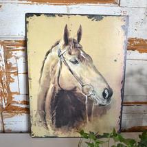 Skylt - häst