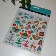 Stickers - rysk jul