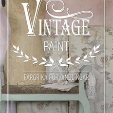 Vintage Paint - Färgrika förvandlingar